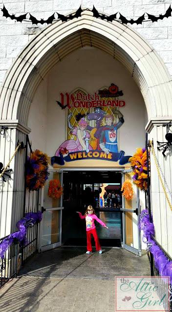 Dutch Wonderland, Happy Hauntings, Lancaster attractions