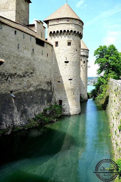 EuroTrip: Montreux, Grenoble, Suze-la-Rousse, Awinion