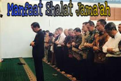 Hukum dan Manfaat Sholat Fardhu Berjamaah Dalam Islam