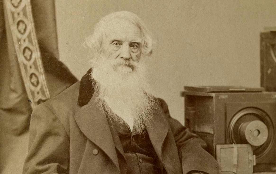 Samuel Morse, la storia dell'inventore del Codice Morse