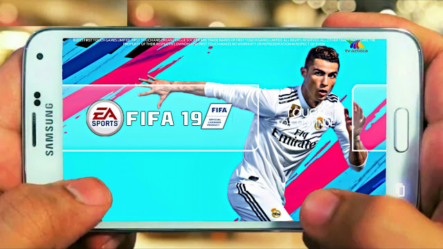 Download FIFA 19 MOD DLS Classic Android 150 Mb HD Graphics Offline