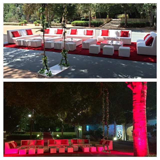 Chillouts especiales para bodas Excluive Weddings