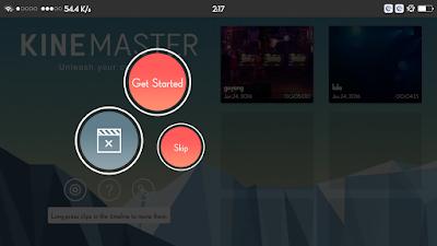 KineMaster Aplikasi Edit Video Terbaik Android