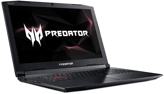 Acer Predator Helios 300 PH317-52-78X3: análisis