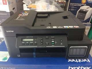 printer brother t710w