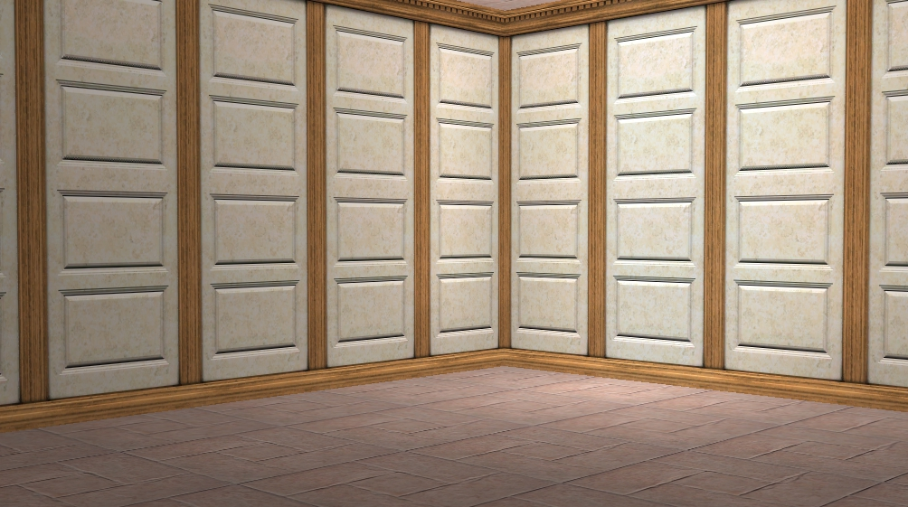 TheNinthWaveSims: The Sims 2 - 6 Sims 3 Walls for The Sims 2 Sims 1 Walls