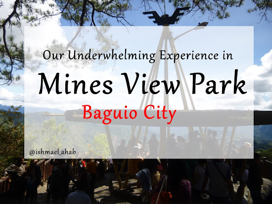 Underwhelming Experience in Mines View Park of Baguio City