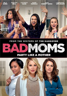 El Club de las Madres Rebeldes/Bad Moms [2016] [DVD5] [NTSC/R1]