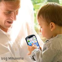 telefono movil infantil blog mimuselina ideas regalos bebés