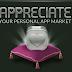تطبيق Appreciate للاندرويد |  تجسس على تطبيقات اصدقائك