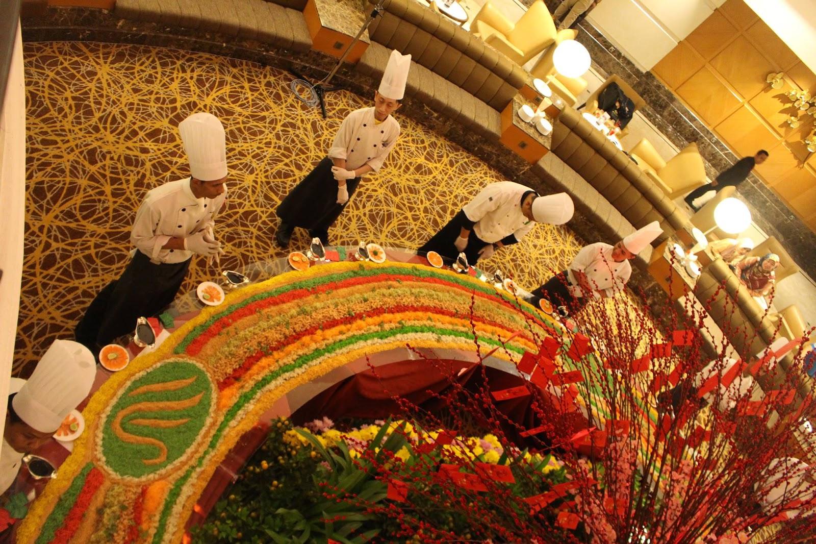 Sunway Putra Hotel Kuala Lumpur Chinese New Year 2017 Media