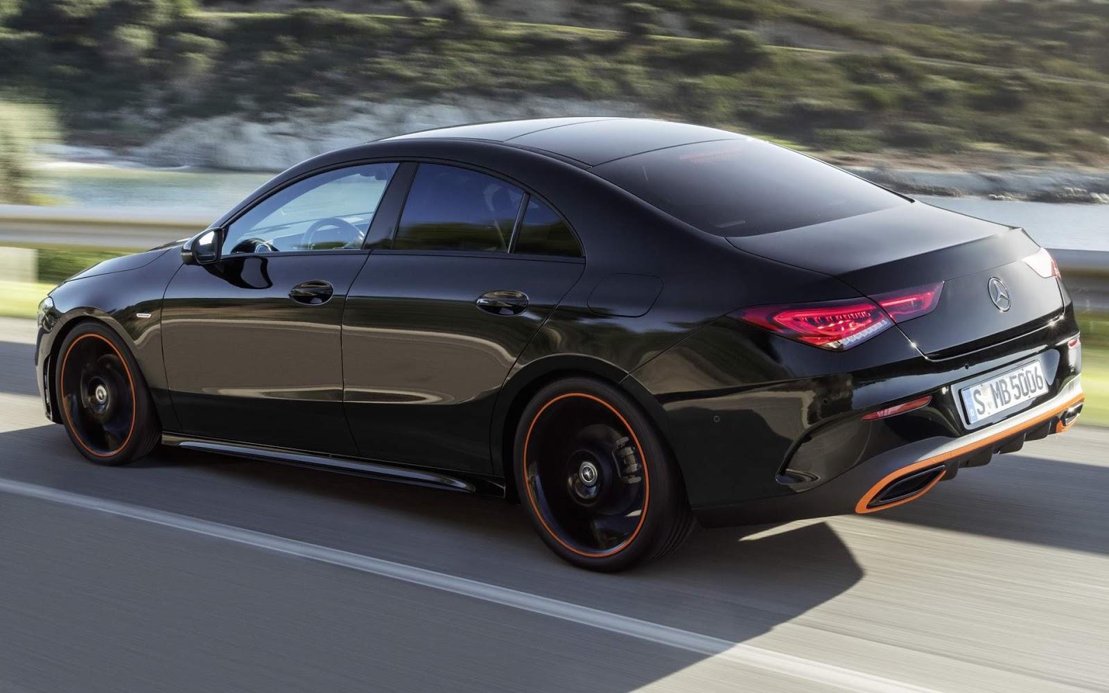 7feb0bec5 Novo Mercedes-Benz CLA 2020: fotos oficiais e detalhes   CAR.BLOG.BR