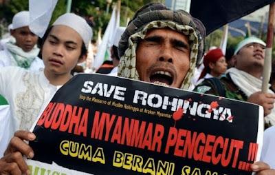 Terkait Kejahatan terhadap Etnis Rohingya, Amnesty: Daripada Terus Membantah Myanmar Seharusnya Menyelidiki