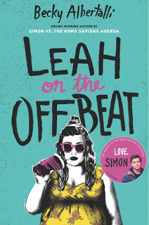 book review: Leah on the Offbeat, by Becky Albertalli
