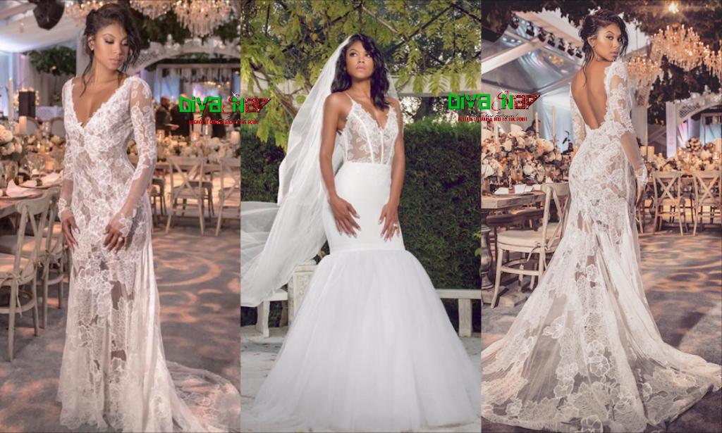 Wedding Reception Gown 26 Fancy ELEGANT DIVA NOW IF
