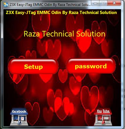 Z3X Easy-JTag EMMC Odin