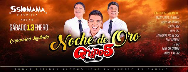 Grupo 5 en Arequipa
