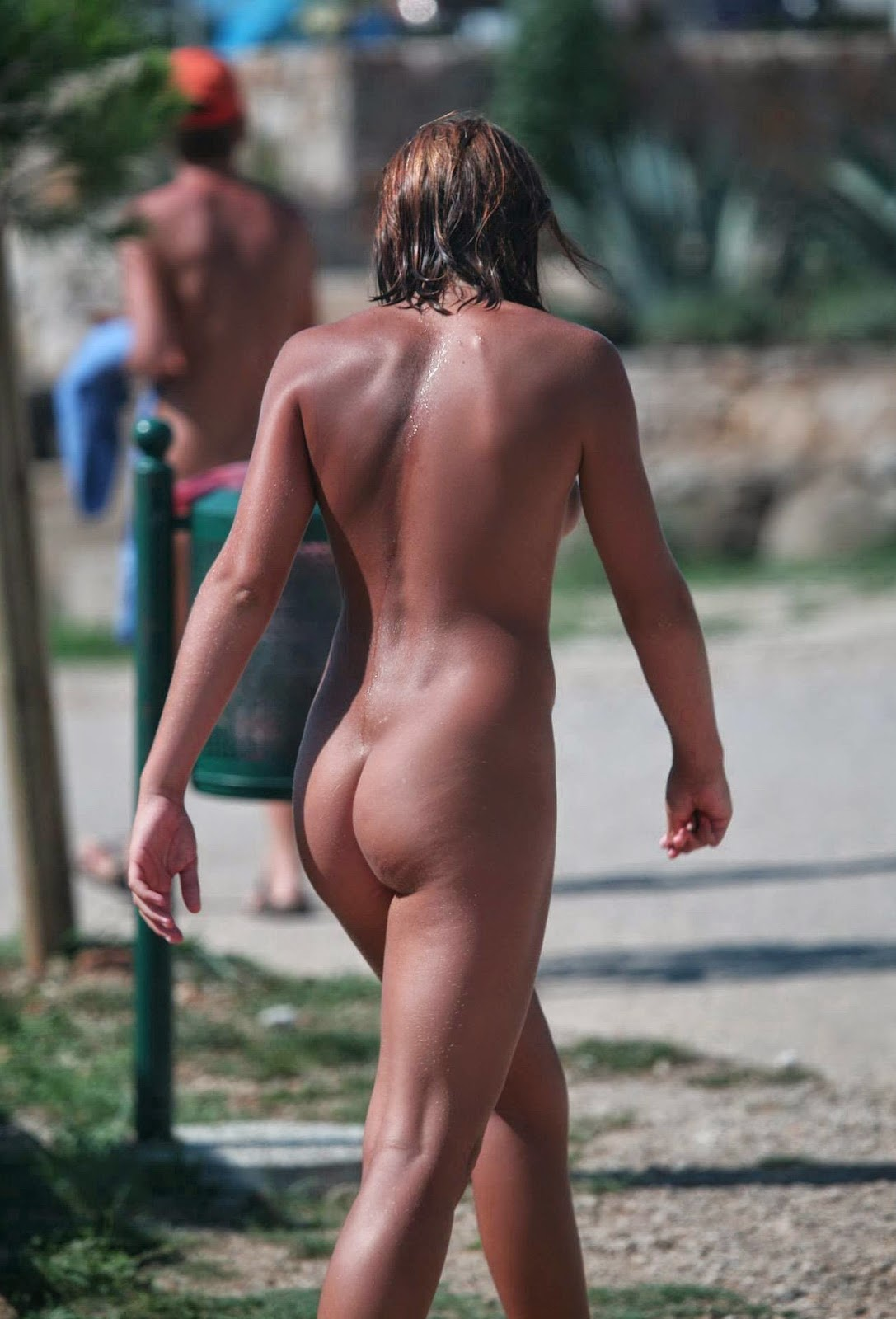 Nudists camps