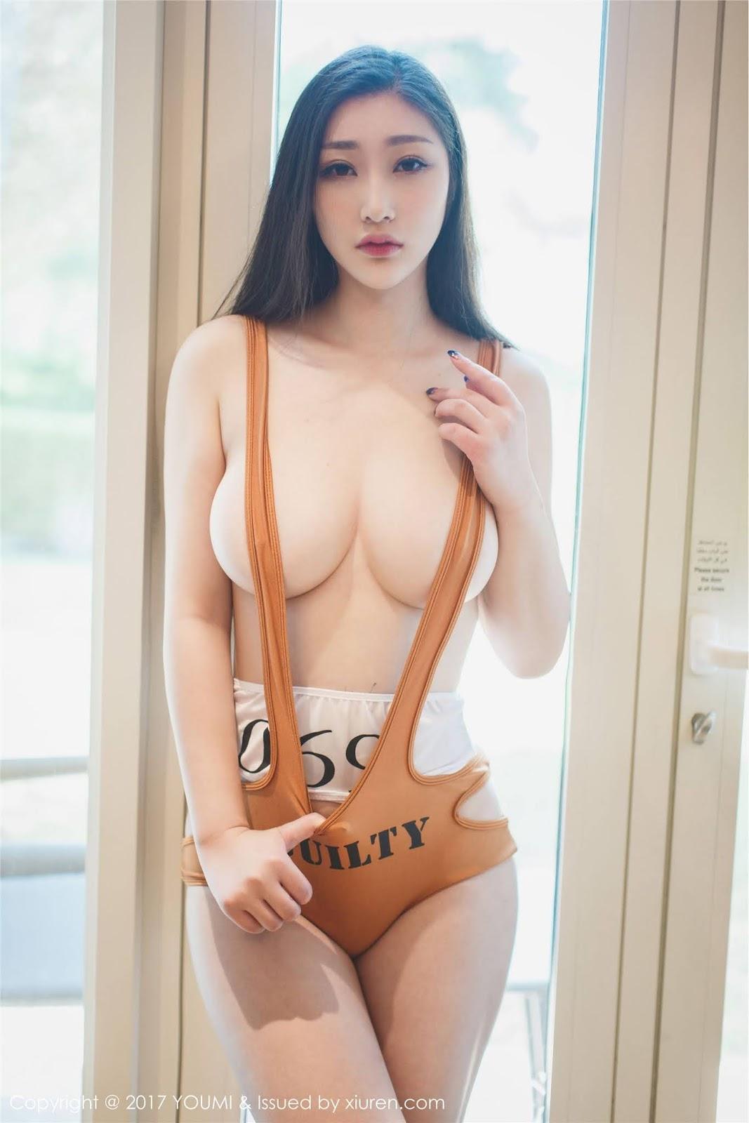 Chinese Girl Daji Toxic 妲己 Youmi Vol 077 (48 Pict)