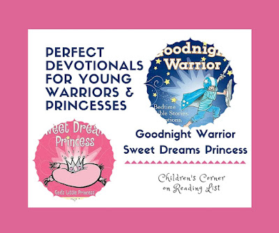 Perfect Devotionals for Young Warriors & Princesses