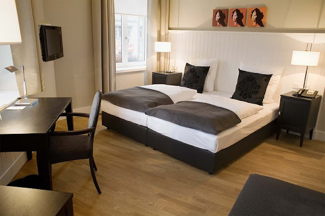 Hotel Victoria em Frankfurt