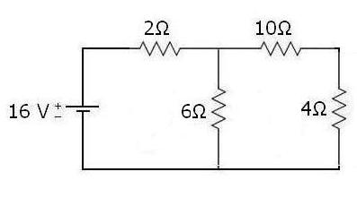 ELECTRICAL DIRECT CURRENT CIRCUITS & THEOREMS: Example