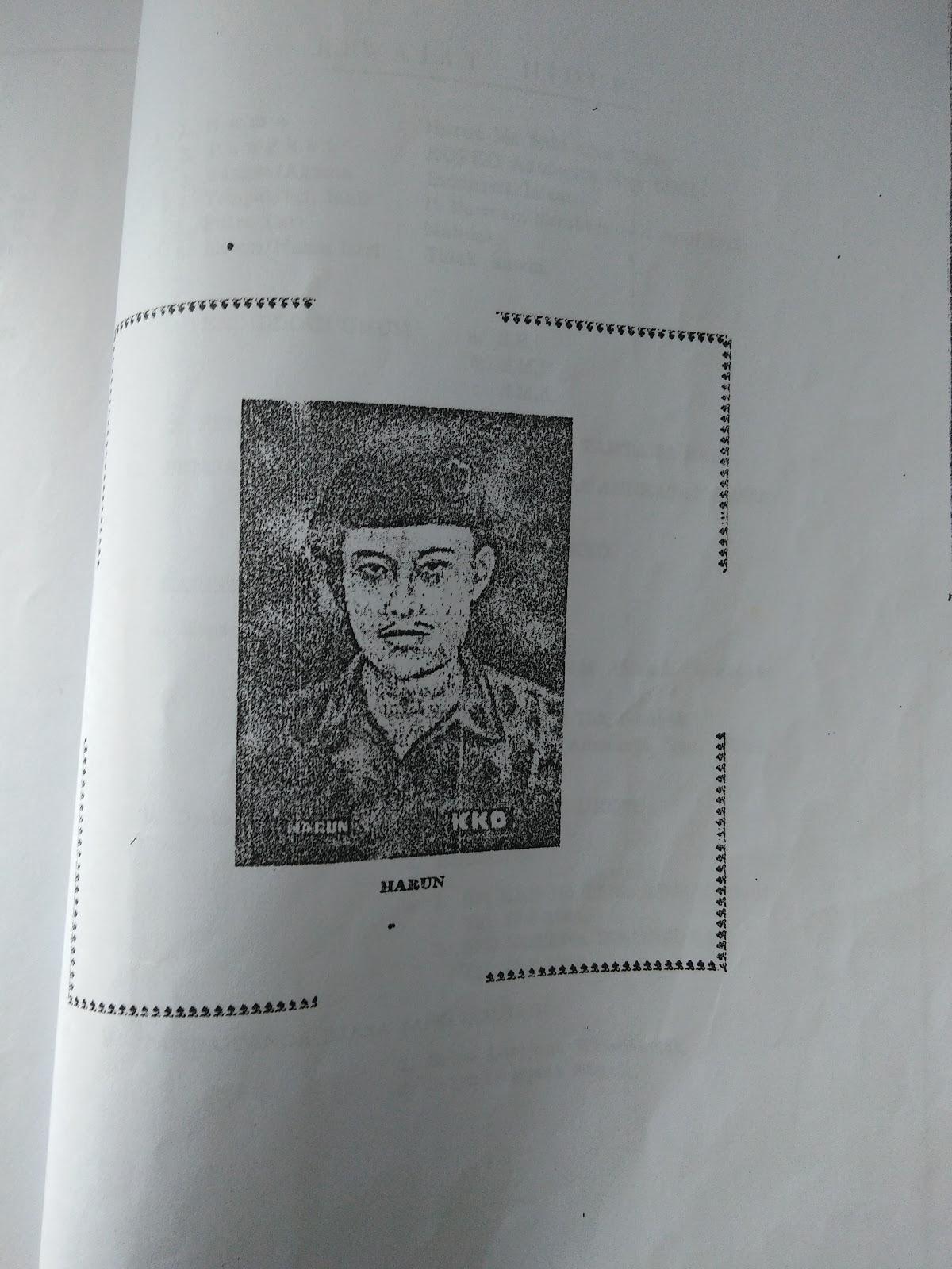 Proposal Penelitian Patriot Bangsa Dari Kota Perwira Biografi Usman Janatin 1943 1968 Arif Saefudin