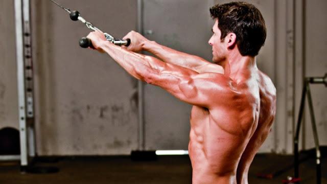 Bài tập cơ lưng giúp bạn có vòng lưng rắn chắc