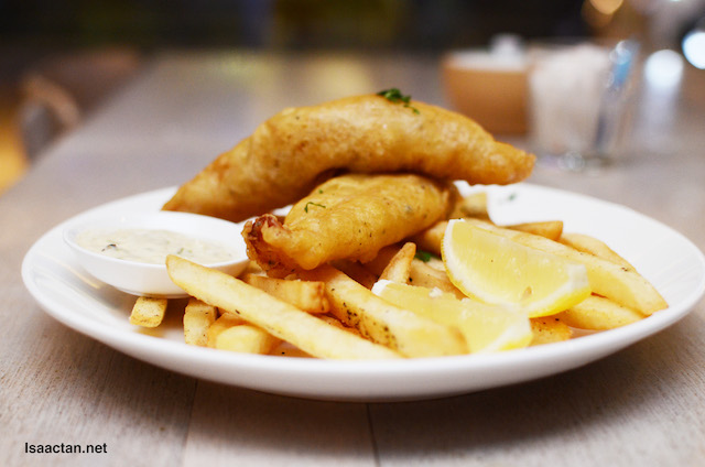 The One That Got Away - Fish & Chips