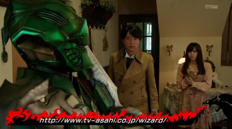 Firestarter's Blog: Kamen Rider Wizard Episode 50: What Is Important