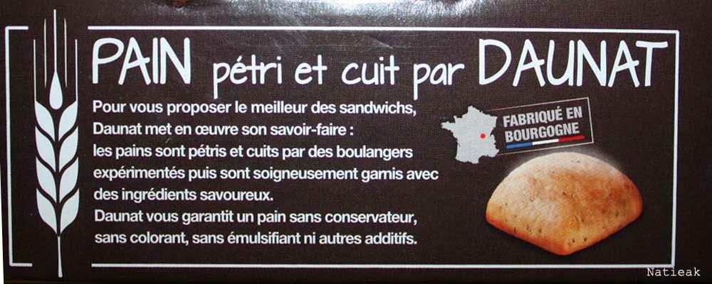 Pavé Le Charolais et le Pavé Le Montagnard de Daunat