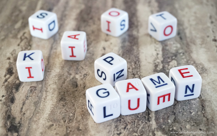 Best Games for Family Game Night: Word Shout from PlayMonster