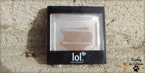 BYS - Lol - Face Powder - 02 Médium
