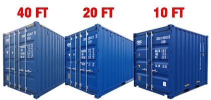 Kiralık yük konteyner