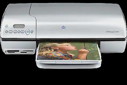 HP Photosmart 7800 Printer Driver Software Download