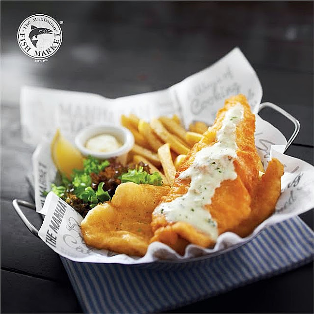 The Manhattan FISH MARKET RM7.99 ~ The Best Deal In Town Is Back!