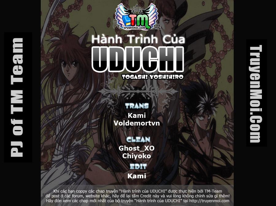Hành trình của Uduchi chap 093: level up! trang 18