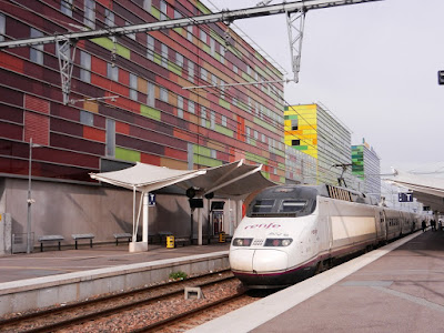 """Estación de Perpiñán: de """"Centro del mundo"""" a barrera ferroviaria para España"""