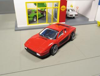 Matchbox World Class Ferrari Testarossa