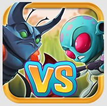 Android Game Bugs vs. Aliens Apk