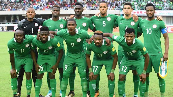 RUSSIA 2018: FIFA Names Super Eagles Youngest Team At World Cup (See Full List)