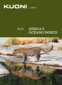 Catálogo de viajes a África Kuoni
