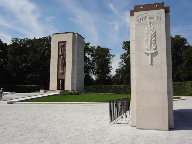 Mausoleo del cementerio de Hamm