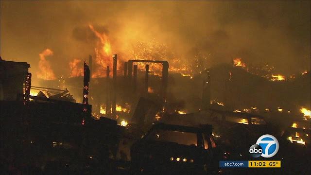 California Wildfire Updates 1472803_1280x720