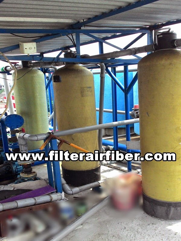 harga sand filter dan carbon filter