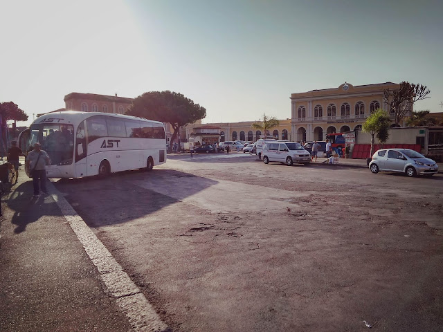 Autobus AST Katania Etna
