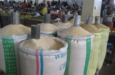 Customs lifts ban on importation of rice