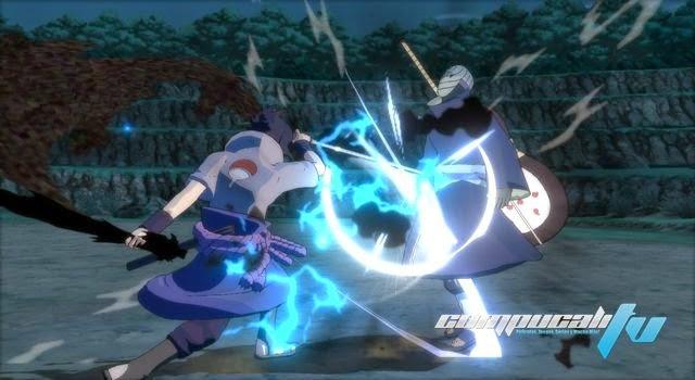 Naruto Shippuden Ultimate Ninja Storm Revolution Xbox 360 Español