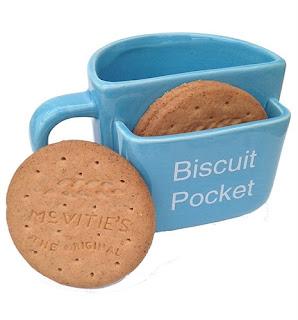 tazza tasca biscotti