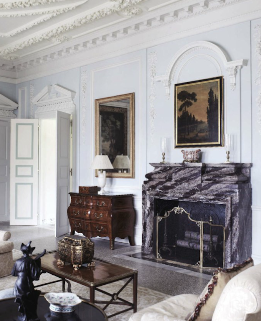 Glamorous Spaces | The Mount, Edith Wharton's Home {Cool Chic Style Fashion}